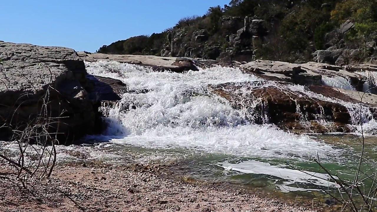 Pedernales Falls State Park - YouTube