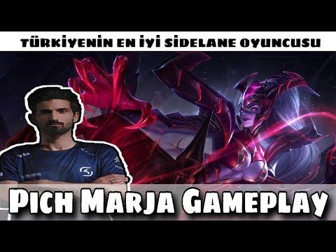 4 KOLSUZ NASIL TAŞINIR? | Arena of Valor - Pich Marja Gameplay / ROV / 傳說對決 /  Liên Quân Mobile