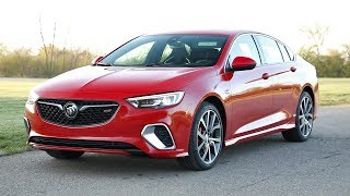 2018 Buick Regal GS - Walkaround & POV Test Drive (Binaural Audio)