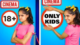 Если бы ребенок управлял кинотеатром
