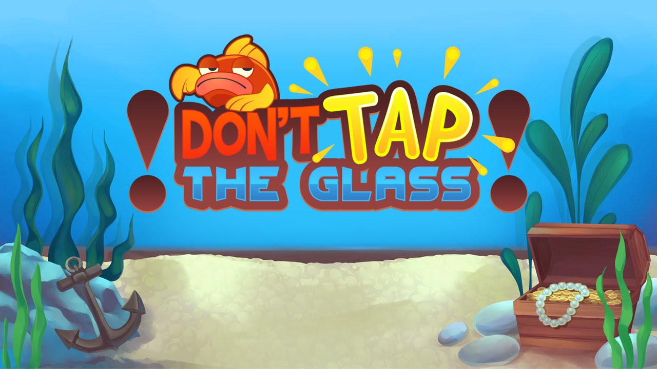Don't Tap the Glass - Virtual Pet Fish Game for iPhone and ...