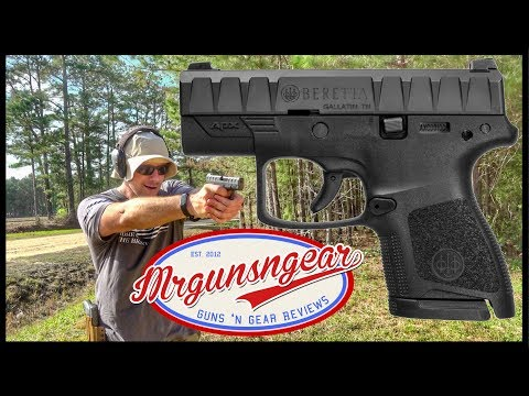 New Beretta APX Carry: Single Stack 9mm EDC Pistol Review