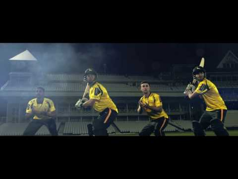 VFX Breakdown | Natwest T20 Blast Cricket | #Crickethaslanded