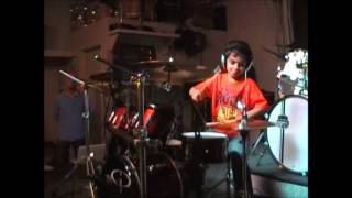 Dog - drum cover by Anvit Anand