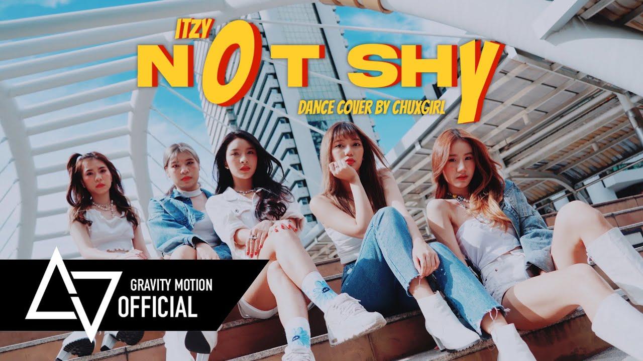 """[KPOP IN PUBLIC] ITZY """"Not Shy"""" Dance Cover by ChouxGirls"""