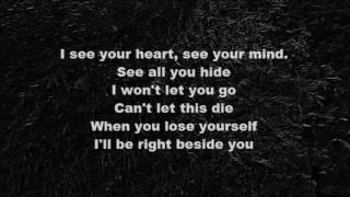 Rameses B - Beside You (feat. Soundr) [Lyrics]