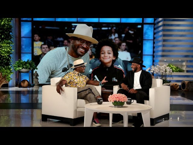 Taye Diggs Got Dating Advice from His Son