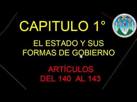 Constitución Política De La República De Guatemala Youtube