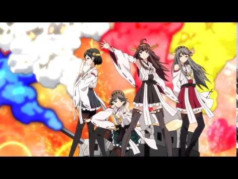 [Kantai Collection] 4 Kongou Sisters Cover Song