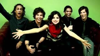 Selena Gomez & The Scene Live On Sale Now