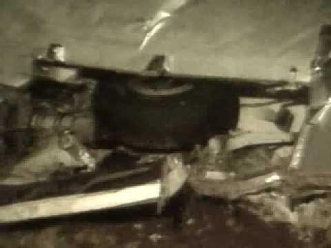 Crash Scene - Pan Am 103 Explosion - Lockerbie