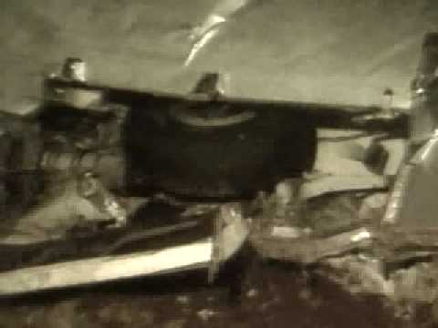 crash scene   pan am 103 explosion   lockerbie   youtube