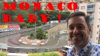 2016 Monaco F1 Race Day from the Fairmont Monte Carlo
