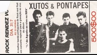 Xutos & Pontapés - Remar, Remar [VERSÃO SINGLE 1984]