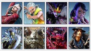 Super Smash Bros. Ultimate - All Bayonetta Spirit Battles