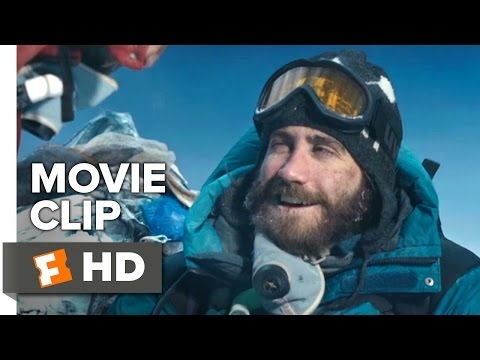 Everest Movie CLIP - Scott Makes the Summit (2015) - Jake Gyllenhaal, Jason Clarke Movie HD