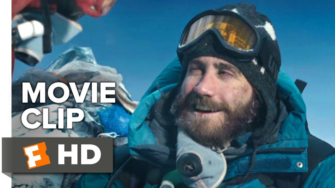 Everest Movie CLIP - Scott Makes the ...