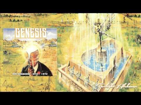 Genesis - Twilight Alehouse - Peel Sessions (1972) BBC