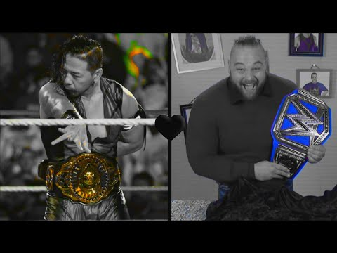All Current WWE Champions Of Nov 2019