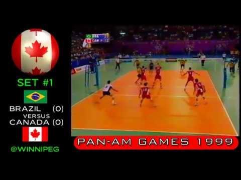 CANADA vs BRAZIL (1999)