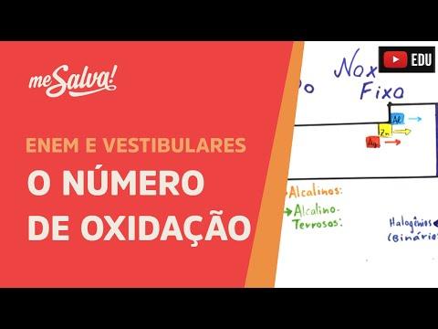 Me Salva! NOX01 - O Número de Oxidação