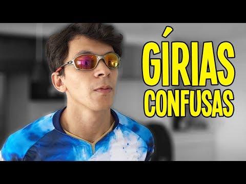 AS CONFUSAS GÍRIAS REGIONAIS
