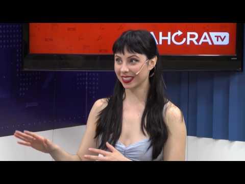 AHORA TV | Entrevista con Érica Mancini