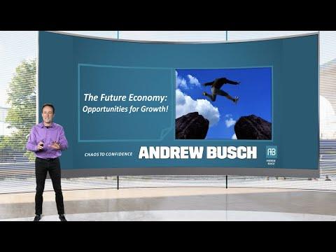 Economic Futurist Andy Busch Virtual Highlight Reel