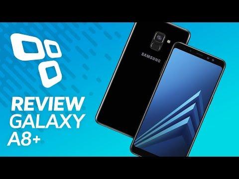 Samsung Galaxy A8+ - Review/Análise - Vale a pena? -  TecMundo