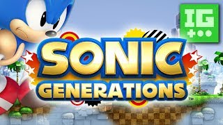 Sonic Generations (Xbox 360/PS3) - Best 3D Sonic? - IMPLANTgames