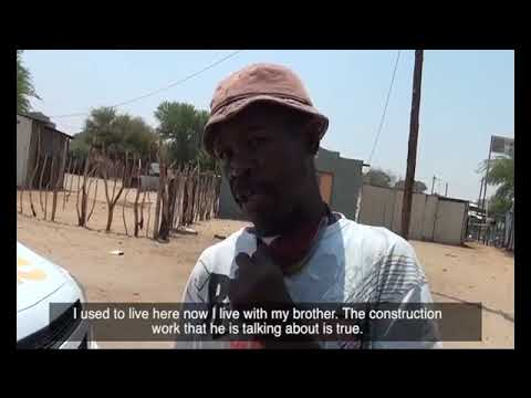 Elderly And The Unemployed In Rehoboth In Need Of Assistance