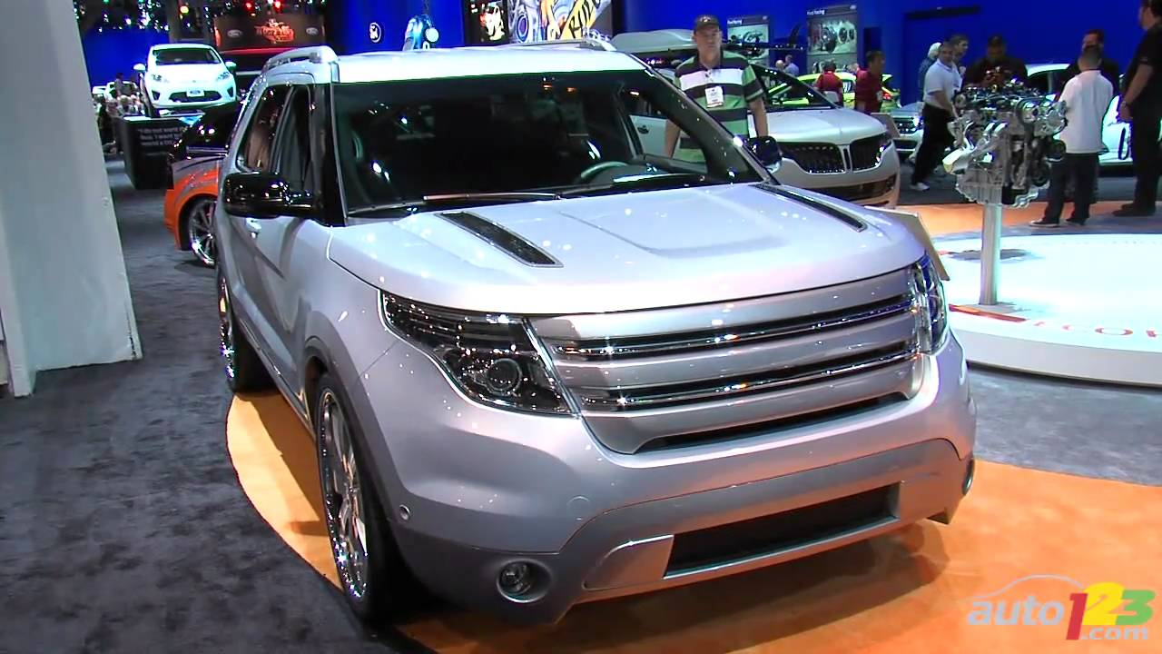 Ford Explorer Sport 0 60 - Best Car News 2019-2020 by ...