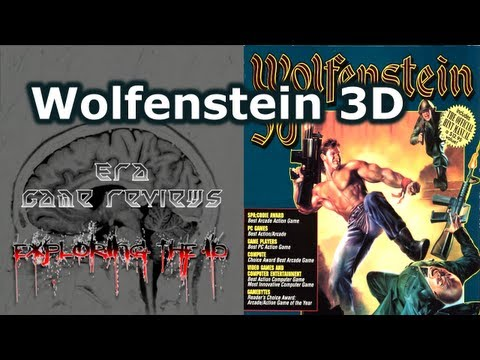 Exploring The Id: id Software History - Wolfenstein 3D PC Game Review (p06)