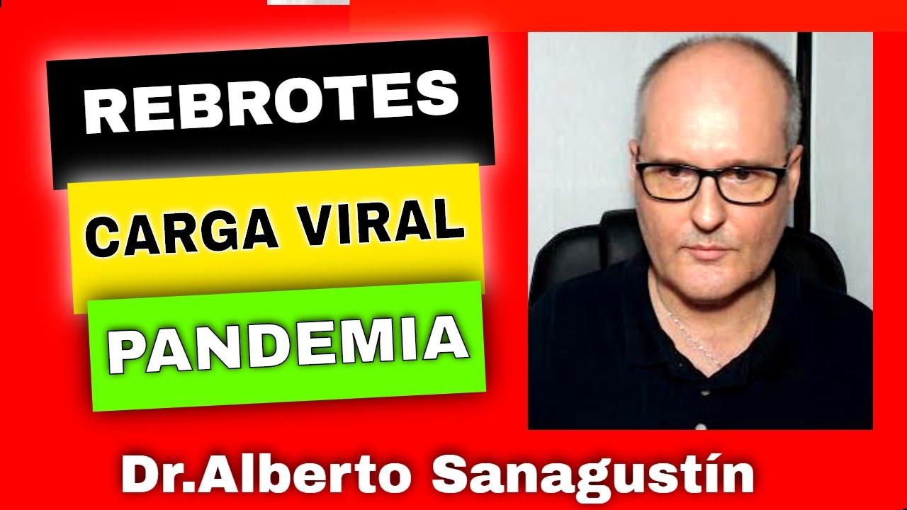 REBROTES , CARGA VIRAL Y LA PANDEMIA