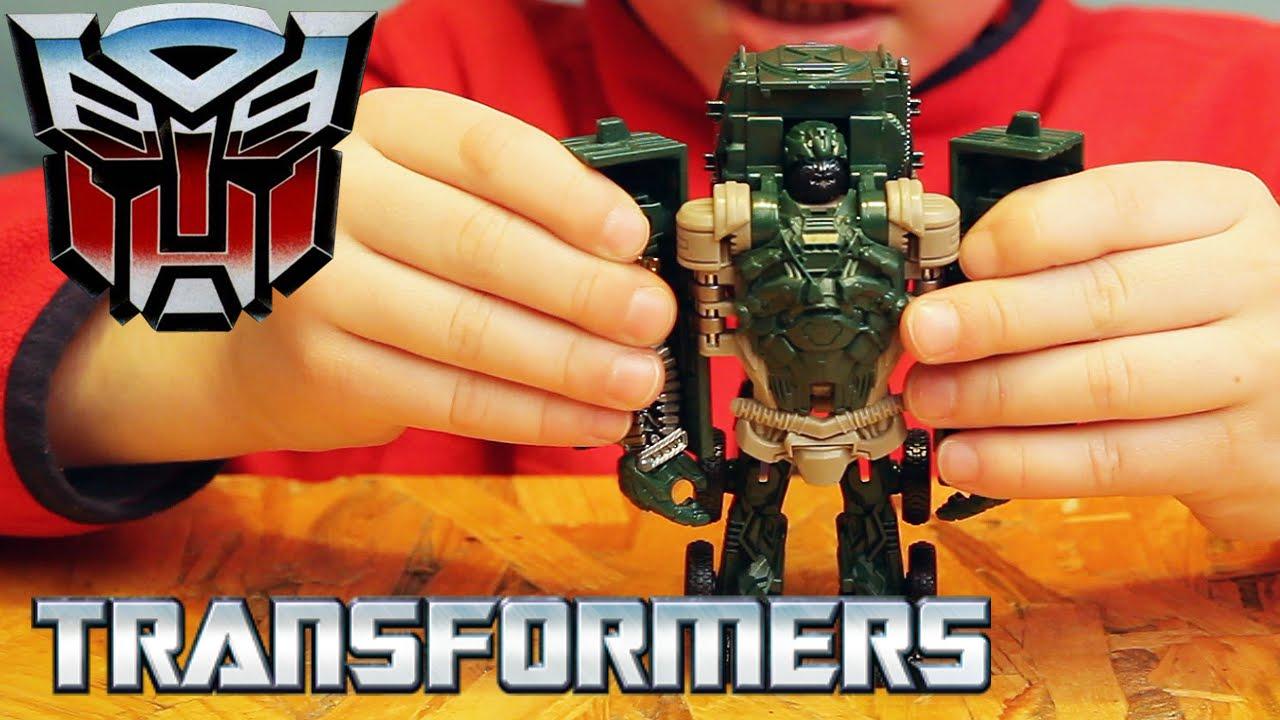 Игрушки автоботы трансформеры видео