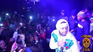 Yella Beezy Performing Live at Jackson Terminal in Knoxville,TN