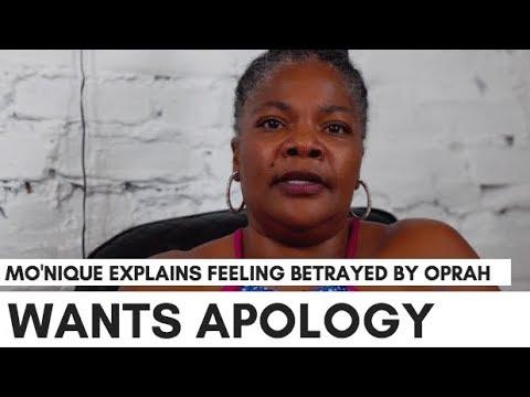 Mo'Nique Sends Oprah Message, Explains Feeling Betrayed: