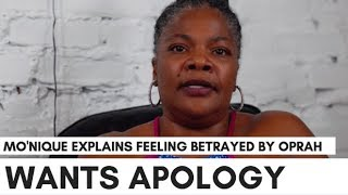 "Mo'Nique Sends Oprah Message, Explains Feeling Betrayed: ""You Had MY Mother On Your Show&q"