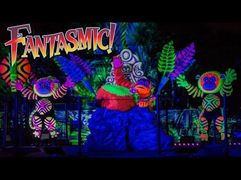 'Fantasmic!' Disneyland 2017 FULL Official Soundtrack (Almost Source)