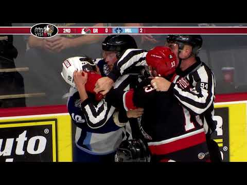 Griffins lose back-to-back games for first time since January