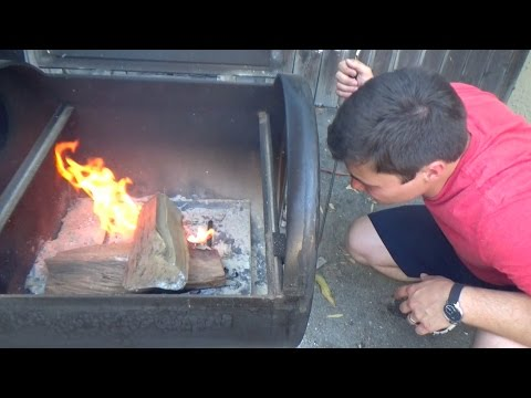 How to Manage Your Smoker Fire