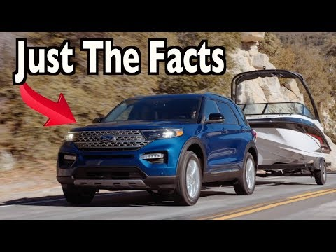 2020 Ford Explorer Facts on Everyman Driver