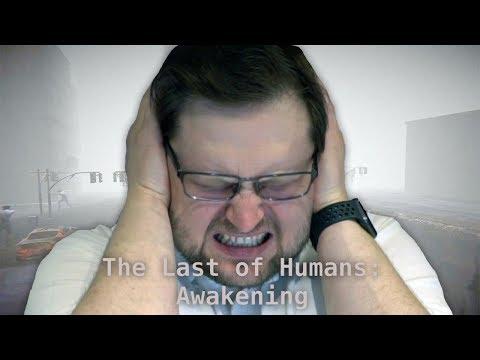 ОЧЕНЬ ГРОМКИЙ ХОРРОР ► The Last of Humans: Awakening
