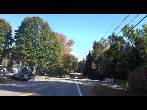 Clinton Road In Antrim, NH (Route 31)