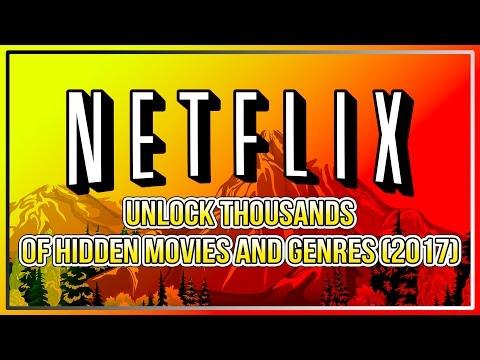 Netflix: Unlock Thousands Of Hidden Movies And Genres (2017)