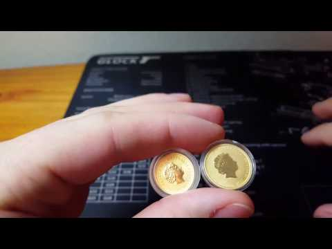 Lunar Gold coin #5 WARNING about buying from GEC!