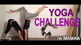 YOGA CHALLENGE | NATYLA & MAMKA