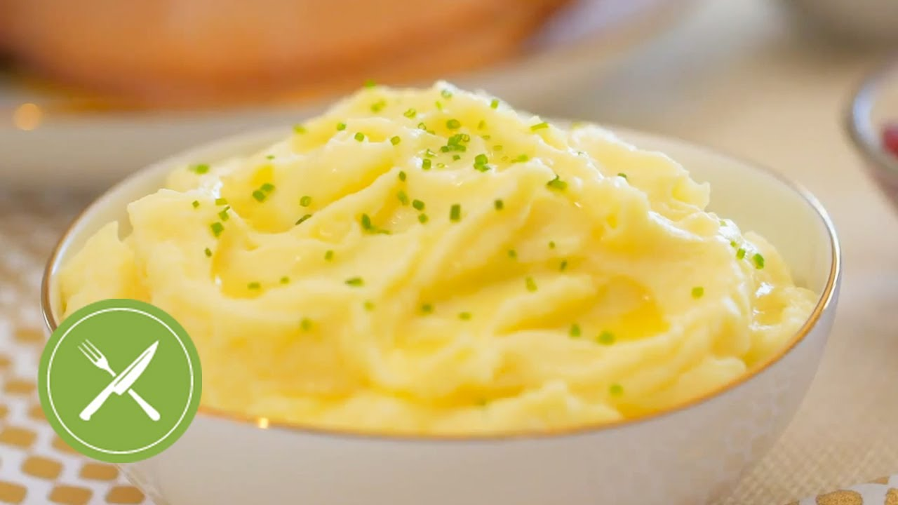 Creamy Mashed Potatoes Recipe | Kitchen Daily - YouTube
