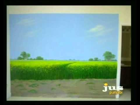 2011_08_25 Mudda S. Kirpal Singh Artist - Darbar Sahib Museum