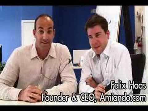 Seesmic du Jour 109: FriendFeed, Brands & Amiando.com